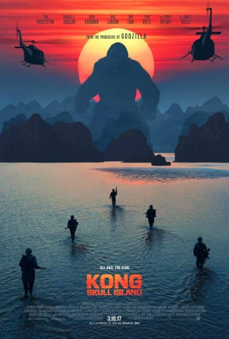 Kong: Skull Island 16.03.17