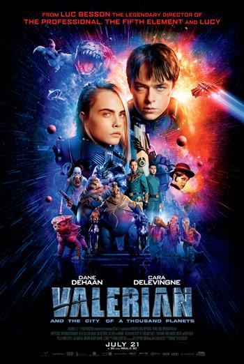 ვალერიანი და ათასობით პლანეტის ქალაქი (ქართულად) / Valerian and the City of a Thousand Planets