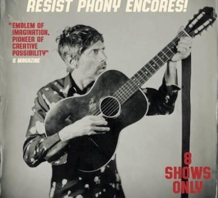 Gruff Rhys: Resist Phony Encores