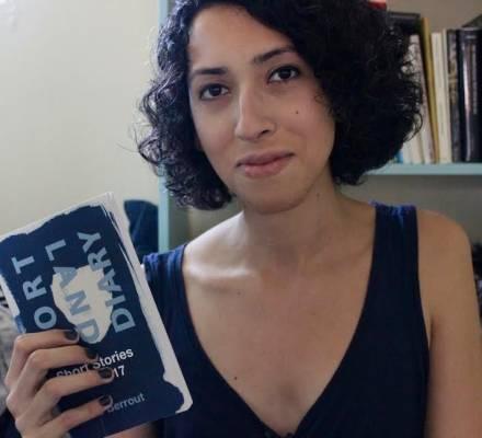 Gifted Transgender Writers: Jamie Berrout