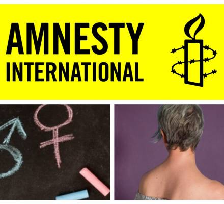 Pronoun, Pass, & Amnesty International