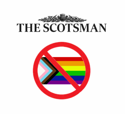 Silenced by The Scotsman